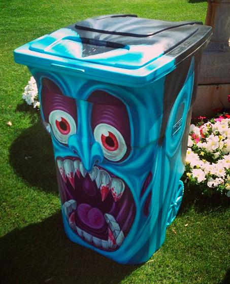Arte da Reciclagem - TRASHED :: Art of Recycling