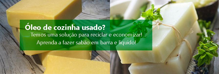 Dica de Reciclagem: Sabão de óleo de cozinha usado