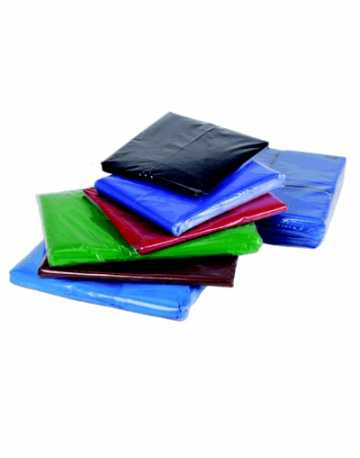 Sacos de Lixo 40 litros - Colorido