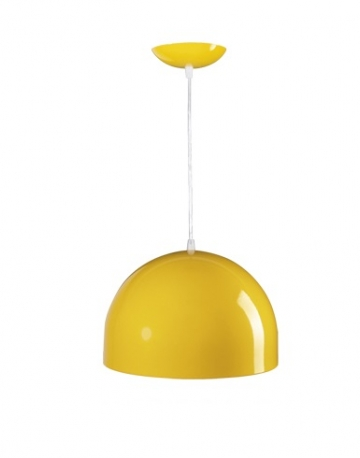 Luminária decorativa com Lente