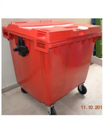 Container mesclado 1000 litros Vermelho