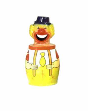 Lixeira decorativa Infantil Palhaço 80 litros