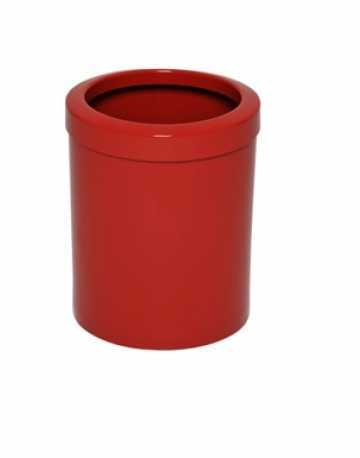 Cesto de lixo plástico com Aro Plástico 22 litros