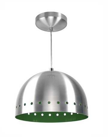 Luminária Pendente decorativo com design de aluminio